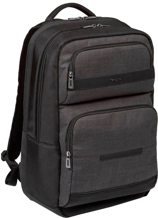 "CitySmart 12,5-15,6"" Advanced Notebook-Rucksack – Schwarz/Grau Targus 785300132037 Bild Nr. 1"