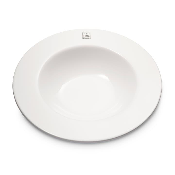 GRANDE Assiettes à pasta ASA 393000101487 Dimensions L: 29.0 cm x P: 29.0 cm x H: 5.5 cm Couleur Blanc Photo no. 1