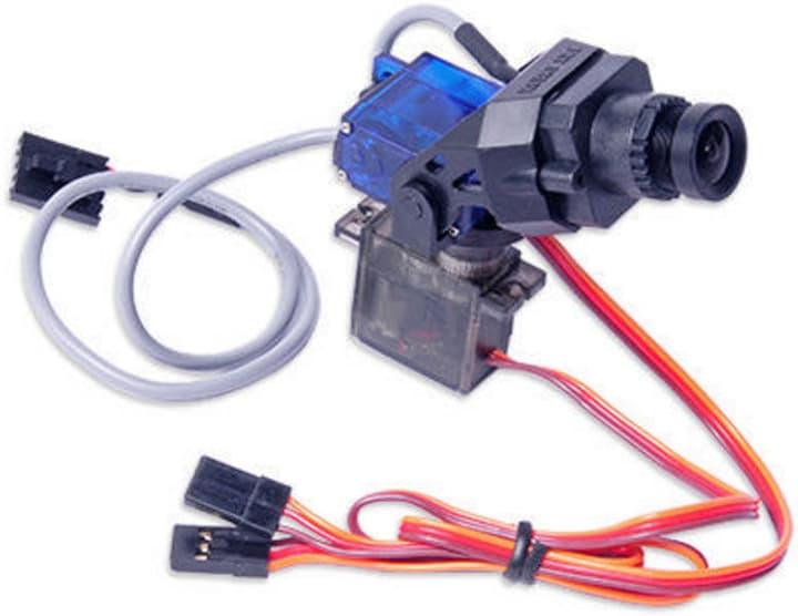 Kamera 700TVL pan/ tilt /roll Fatshark 785300132929 Photo no. 1