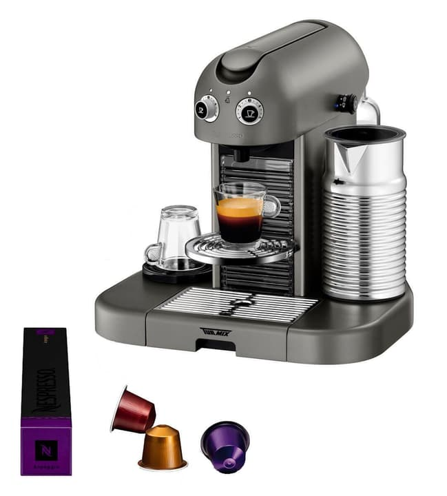 Gran Maestria Titanium Nespresso 785300124517 Photo no. 1