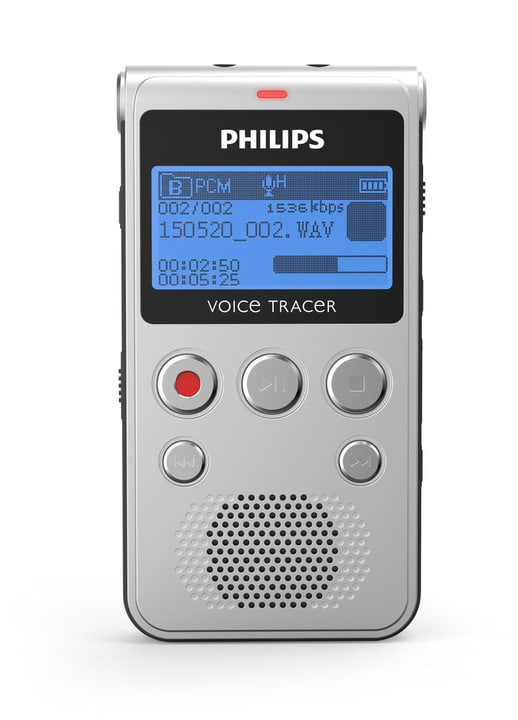 DVT1300 Voice Tracer Diktiergerät Philips 785300132569 Bild Nr. 1