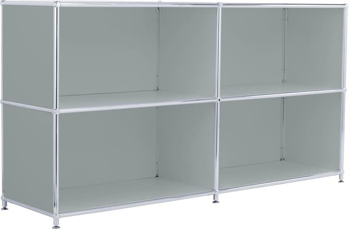 FLEXCUBE Sideboard 401808900080 Grösse B: 152.0 cm x T: 40.0 cm x H: 80.5 cm Farbe Grau Bild Nr. 1