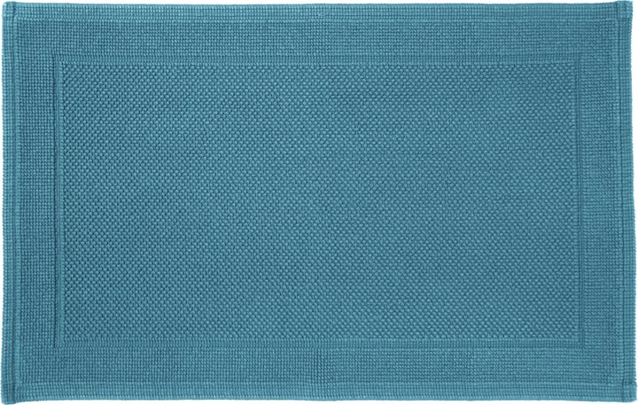 NAVE Tapis en tissu éponge 450854721565 Couleur Pétrole Dimensions L: 50.0 cm x H: 80.0 cm Photo no. 1