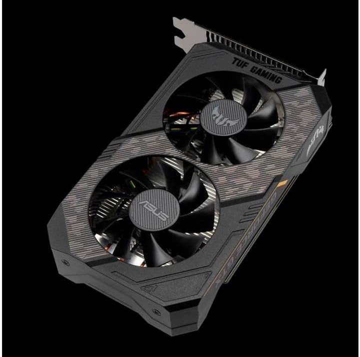 GeForce GTX1650 SUPER TUF Gaming O4G Card graphique Asus 785300149985 Photo no. 1