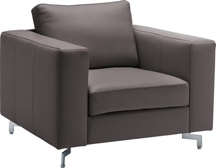 DIENER Sessel 402471200000 Grösse B: 97.0 cm x T: 92.0 cm x H: 80.0 cm Farbe Anthrazit Bild Nr. 1