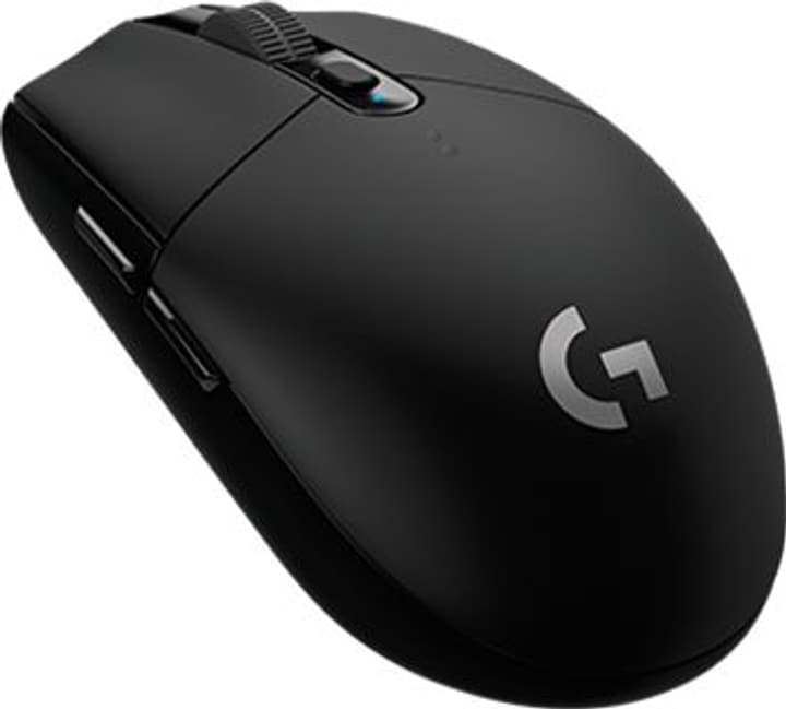 G305 Lightspeed WL Gaming Mouse blk Souris gaming Logitech G 798248200000 Photo no. 1