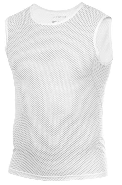 Cool Mesh Herren-Tankshirt Craft 494061400310 Farbe weiss Grösse S Bild-Nr. 1