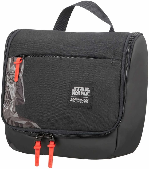 Star Wars Toilet Kit - Darth Vader Geometric American Tourister 785300131396 N. figura 1