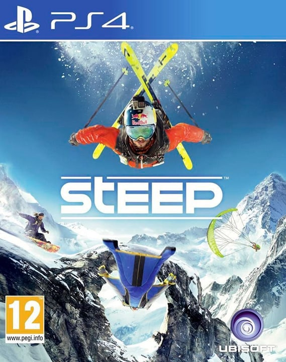PS4 - Steep Box 785300121303 Bild Nr. 1