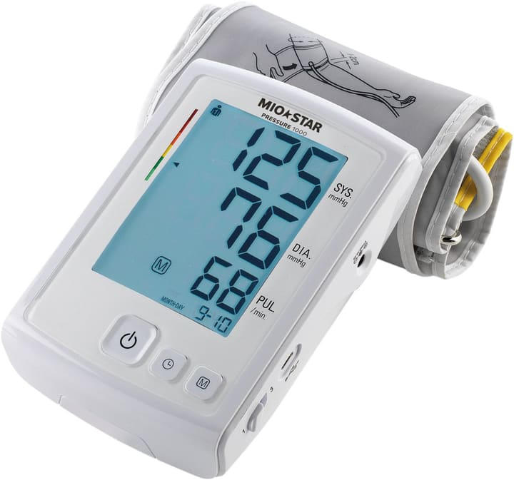 Pressure Monitor 1000 Tensiomètre Mio Star 717963100000 Photo no. 1