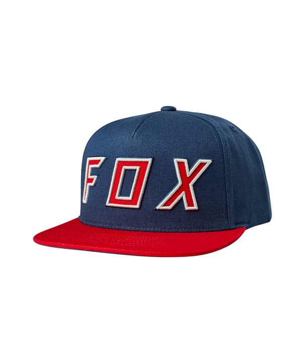POSESSED Unisex-Cap Fox 463505199943 Farbe marine Grösse one size Bild Nr. 1