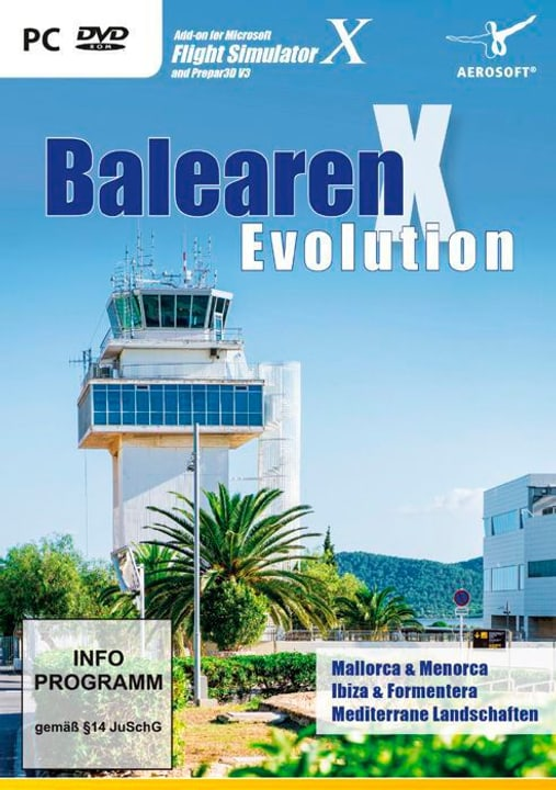 PC - Balearen X Evolution (Add-On) Physique (Box) 785300122364 Photo no. 1