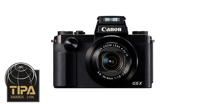 PowerShot G5 X App. photo compact Canon 793420900000 Photo no. 1