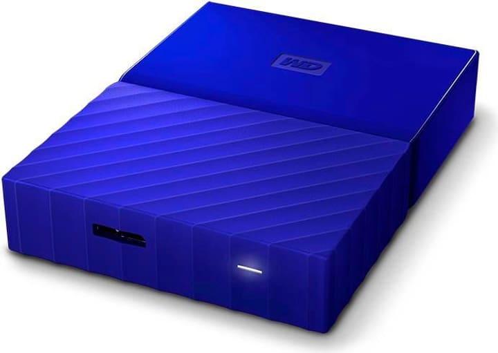 My Passport 3TB Disco rigido esterno 2.5'' blu Hard disk Esterno HDD Western Digital 785300126652 N. figura 1