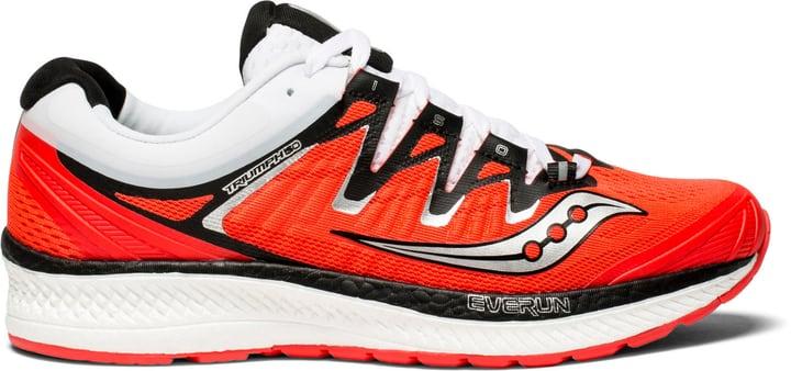 Triumph ISO 4 Chaussures de course pour femme Saucony 463208438530 Couleur rouge Taille 38.5 Photo no. 1
