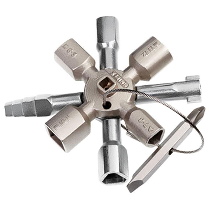Chiavi universali TwinKey Knipex 602791500000 N. figura 1