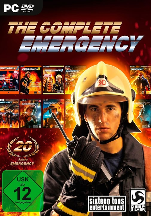 PC - The Complete Emergency (D) Box 785300138572 Bild Nr. 1