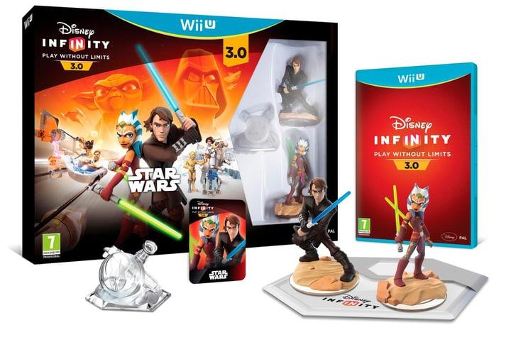 Wii U - Disney Infinity 3.0 Star Wars Starter Pack Box 785300119917 N. figura 1
