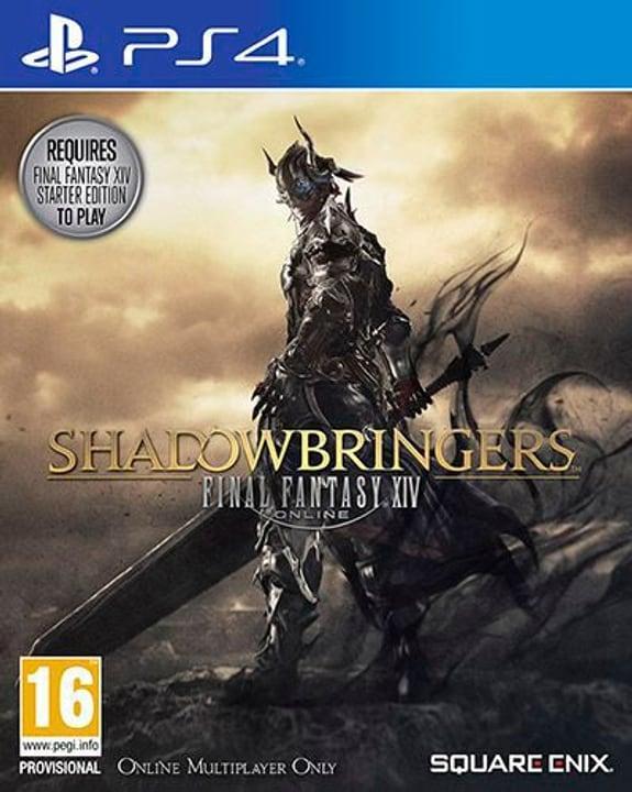 PS4 - Final Fantasy XIV: Shadowbringers F Box 785300145004 Photo no. 1
