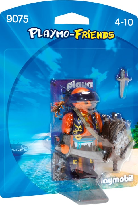 Playmobil Playmo-Friends Pirat 9075 746074800000 Bild Nr. 1