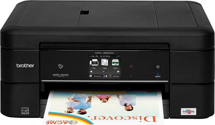 MFC-J880DW Stampante / scanner / fotocopiatrice / fax Brother 797278100000 N. figura 1