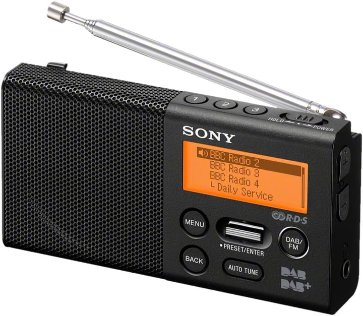 XDR-P1DBPB Radio DAB+ Sony 773020600000 Photo no. 1