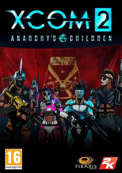PC - XCOM 2 Anarchy's Children DLC Download (ESD) 785300133334 N. figura 1