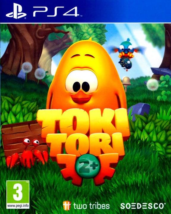 PS4 - Toki Tori 2+ Physisch (Box) 785300128198 Bild Nr. 1