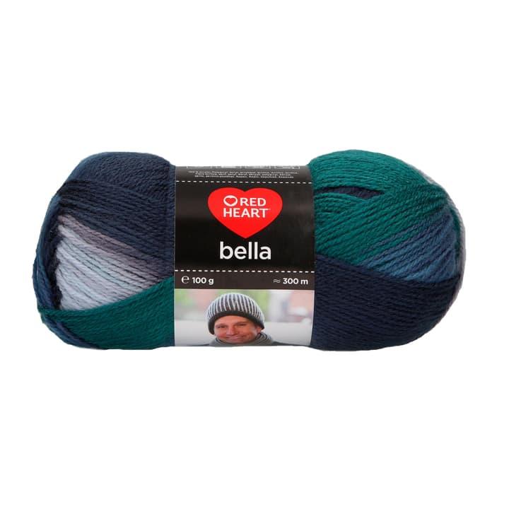 Lana Bella multicolor Red Heart 665511700000 Colore Multicolore N. figura 1