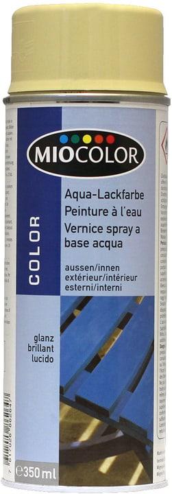 Peinture en aérosol acrylique a l'eau Miocolor 660800900000 Couleur Ivoire Contenu 350.0 ml Photo no. 1