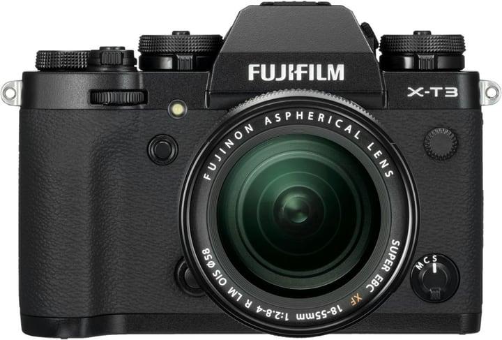 X-T3 Black Kit XF 18-55mm appareil photo hybride FUJIFILM 785300140227 Photo no. 1