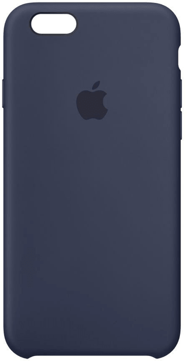 Apple iPhone 6/6s Case Silicone bleue Apple 798109000000 Photo no. 1