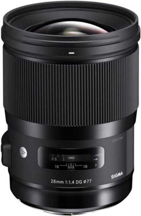 28mm / f 1.4 DG HSM art CA obiettivo grandangolare Sigma 785300145185 N. figura 1
