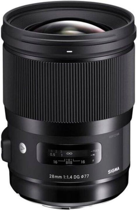 28mm f/1.4 DG HSM Art NI objectif grand angle Sigma 785300145186 Photo no. 1