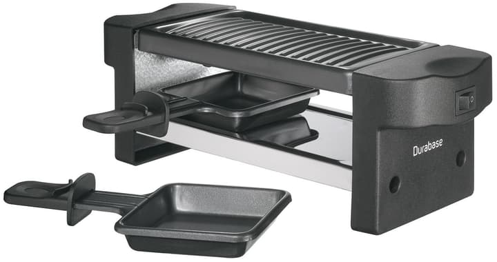 Raclette per due Fornello da raclette/grill Durabase 717421300000 N. figura 1