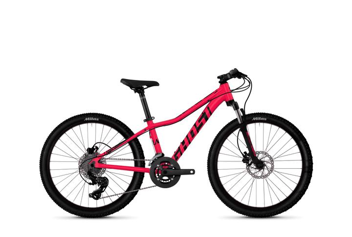 """Lanao D4.4 24"""" vélo d'enfant Ghost 464816800029 Tailles du cadre one size Couleur magenta Photo no. 1"""