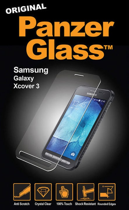 Classic Samsung Xcover 3 Panzerglass 785300134499 N. figura 1