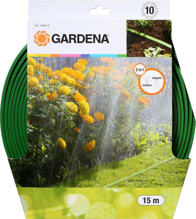 Arroseur souple 15m vert Gardena 630426300000 Photo no. 1