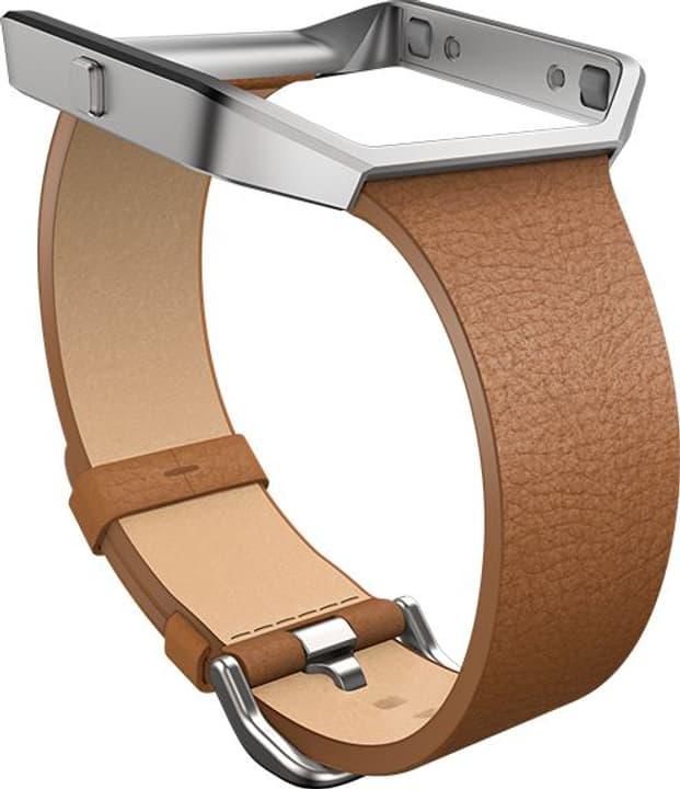 Blaze Bracelet en cuir Mince Chameau Small Fitbit 785300131201 Photo no. 1