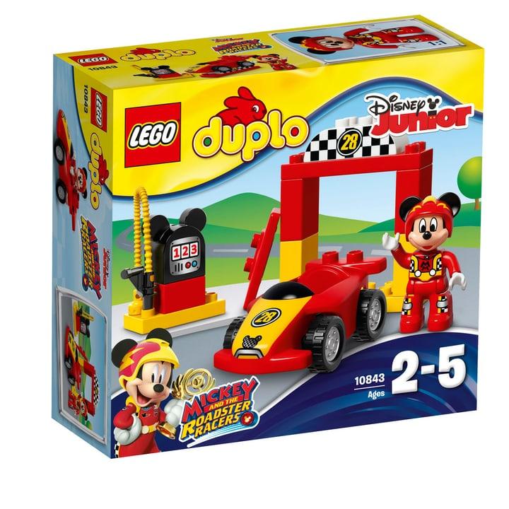 LEGO DUPLO La voiture de course de Mickey 10843 748841600000 Photo no. 1