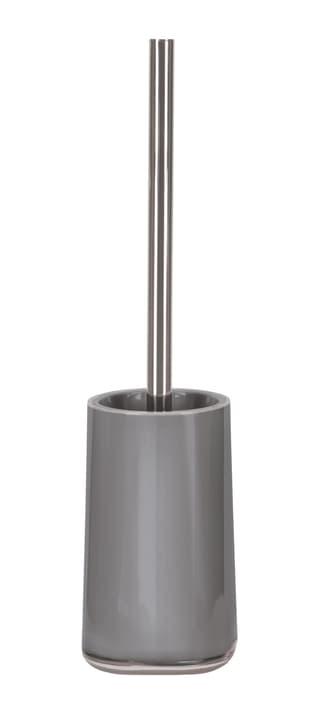 WC-Bürstengarnitur Mable platin Kleine Wolke 675244000000 Farbe Grau-Anthrazit Grösse 10X40 CM Bild Nr. 1