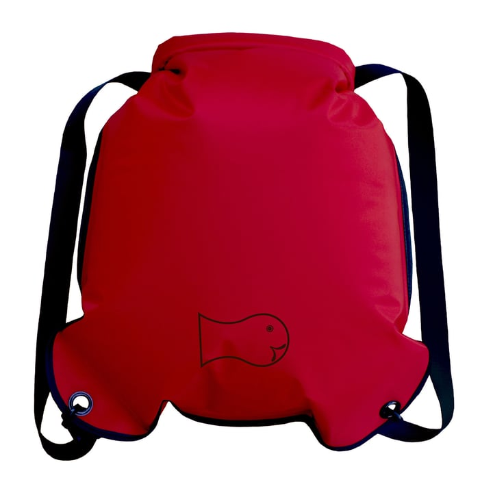 Schwimmrucksack le sac imperméable pour nageurs Wickelfisch 464708800030 Couleur rouge Taille Taille unique Photo no. 1