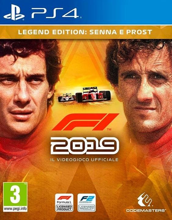 PS4 - F1 2019 Legends Edition I Box 785300144625 Photo no. 1