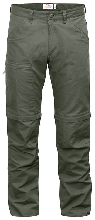 High Coast Pantalon transformable pour homme Fjällräven 462780405080 Couleur gris Taille 50 Photo no. 1