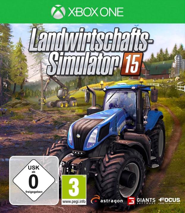 Xbox One - Landwirtschafts Simulator 15 Physique (Box) 785300119733 Photo no. 1