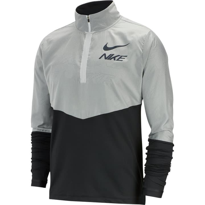 Hybrid Sweater pour homme Nike 470190300520 Couleur noir Taille L Photo no. 1