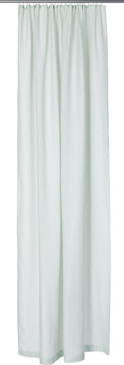 OLIVIA Rideau prêt à poser jour 430276421341 Couleur Bleu clair Dimensions L: 145.0 cm x H: 260.0 cm Photo no. 1