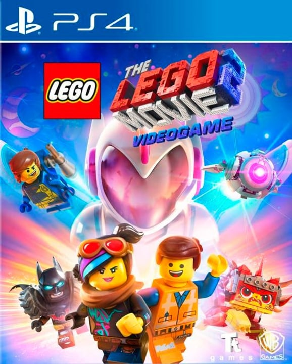 PS4 - The LEGO Movie 2 Videogame D/F Box 785300140960 N. figura 1
