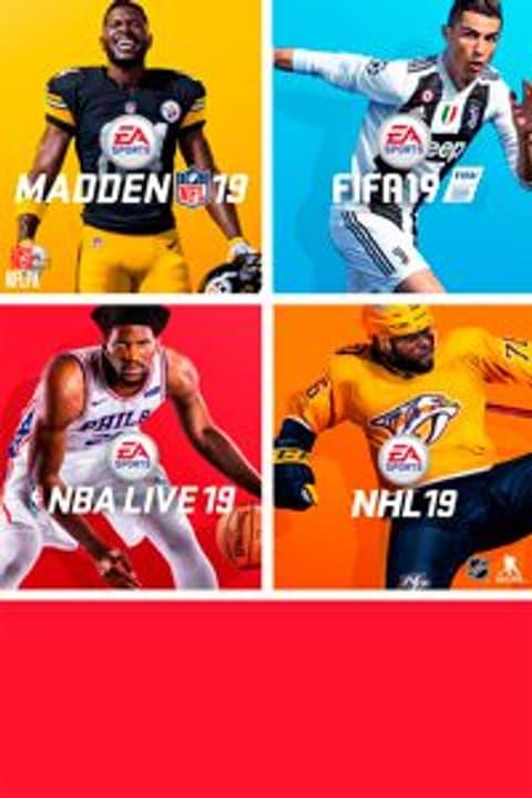 Xbox One - EA Sports Bundle Download (ESD) 785300141428 N. figura 1