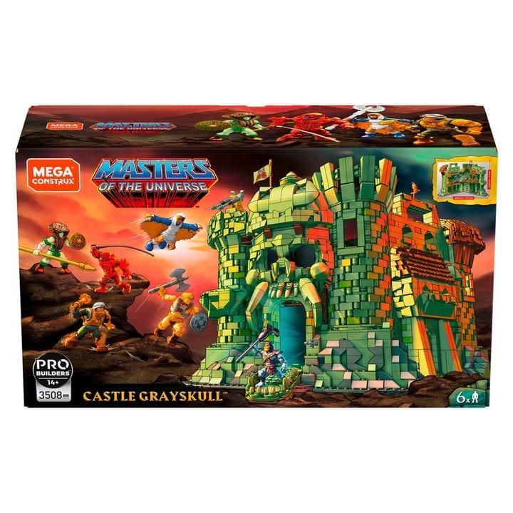 Mega Construx - Les Maîtres de l'univers - Forteresse de Grayskull 748096400000 Photo no. 1